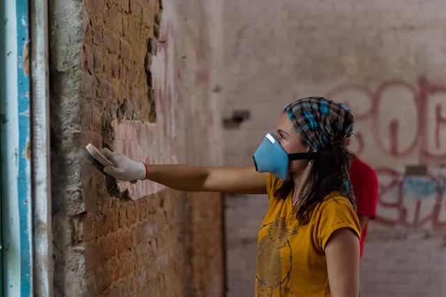 Мрія про альтернативний культурний центр ART DEPO у Жмеринці стає реальністю