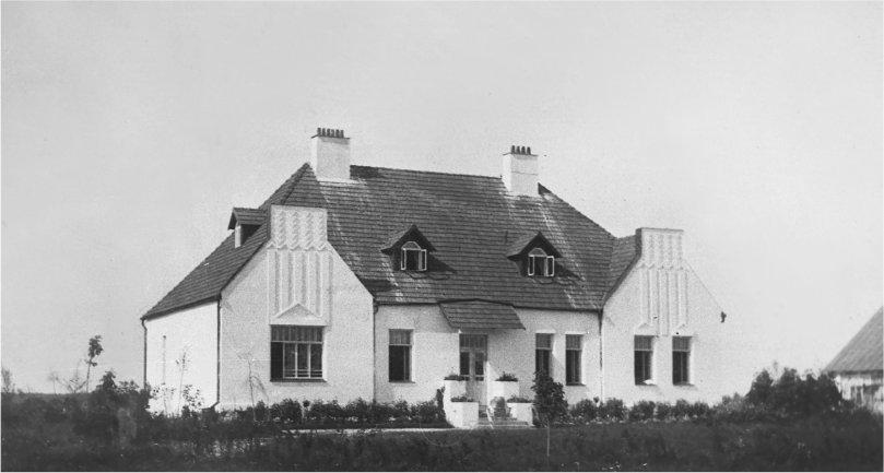 Будинок Стравінського, 1907 рік