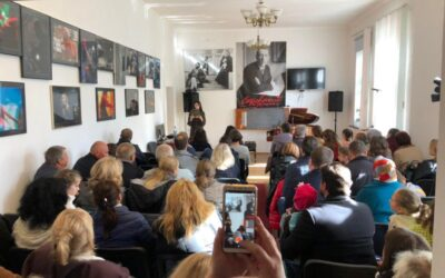Музей-садиба Ігоря Стравінського